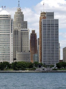 Detroit Financial District
